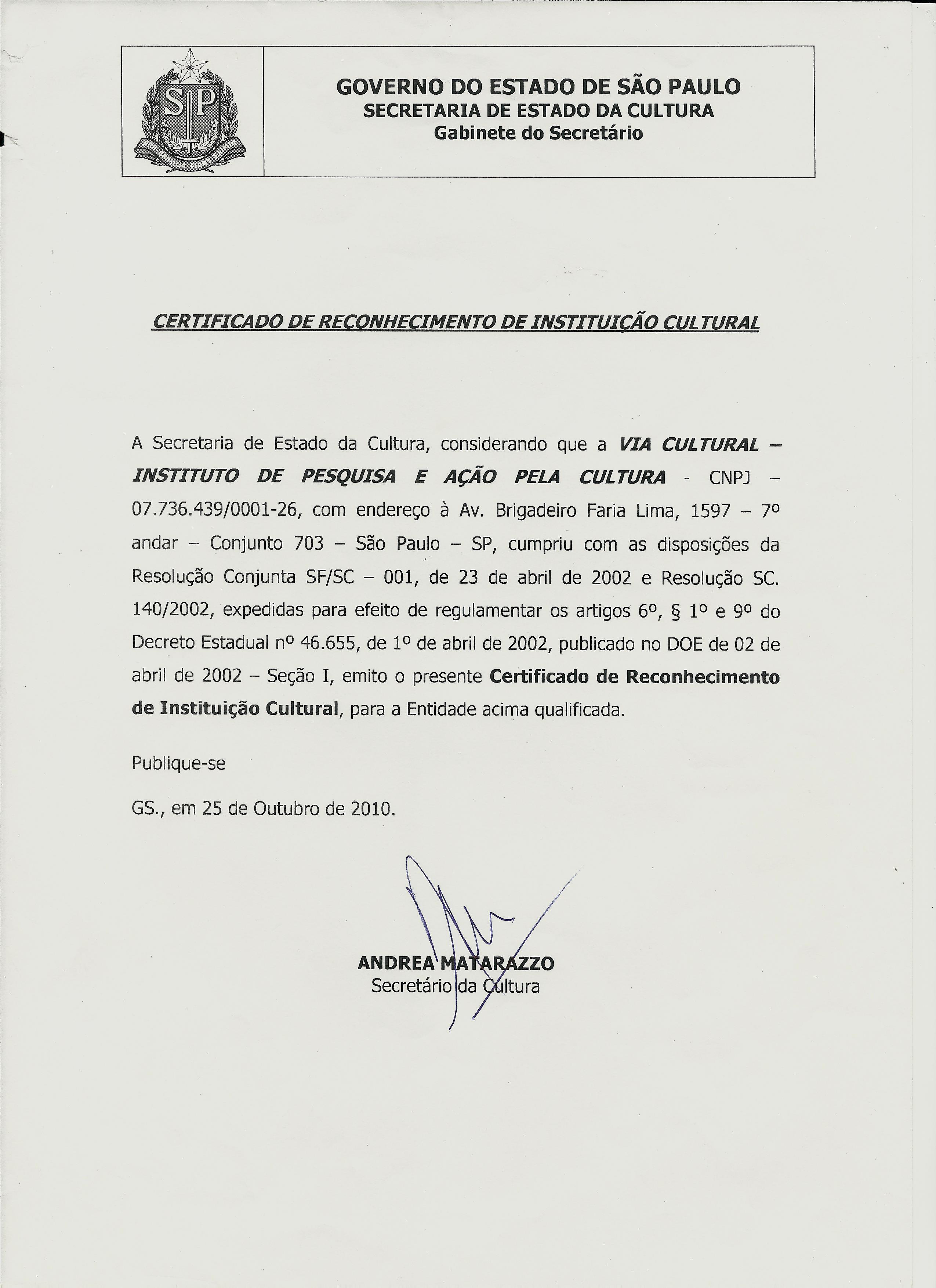 certificado inst. Cultural 001